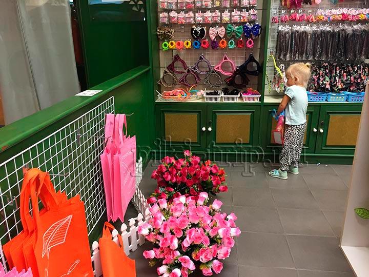любители шоппинга в Паттайе