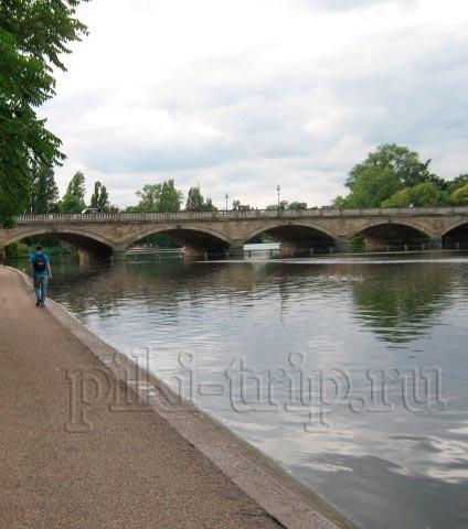 Лондон: Гайд парк (фото)