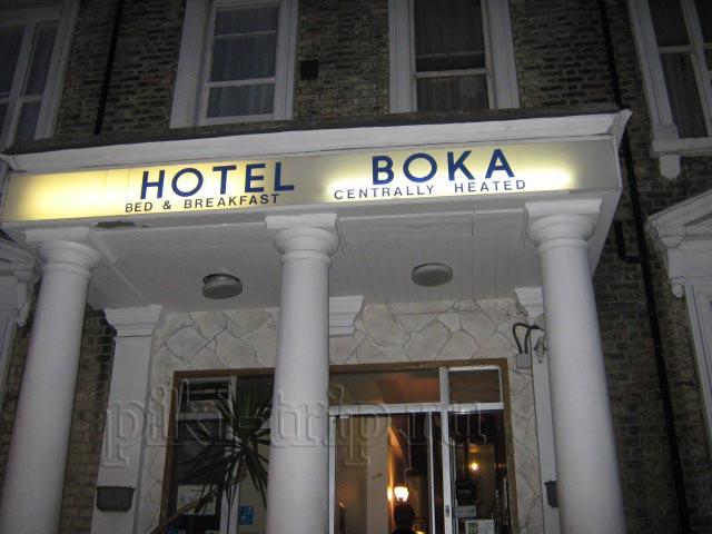 Hotel Boka в в Лондоне (фото)