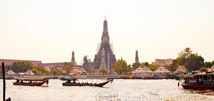 Ват Арун фото куда сходить в Бангкоке