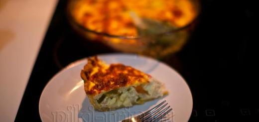 киш - пирог с курицей пошаговый рецепт с фото