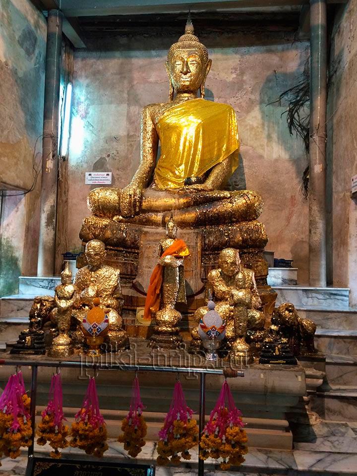 Будды и сусальное золото