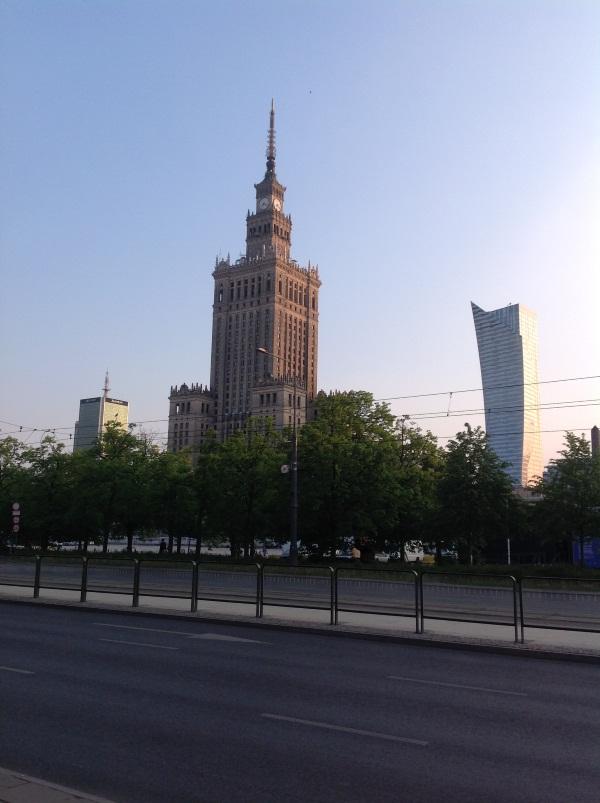 Варшава: Дворец культуры и науки (фото)