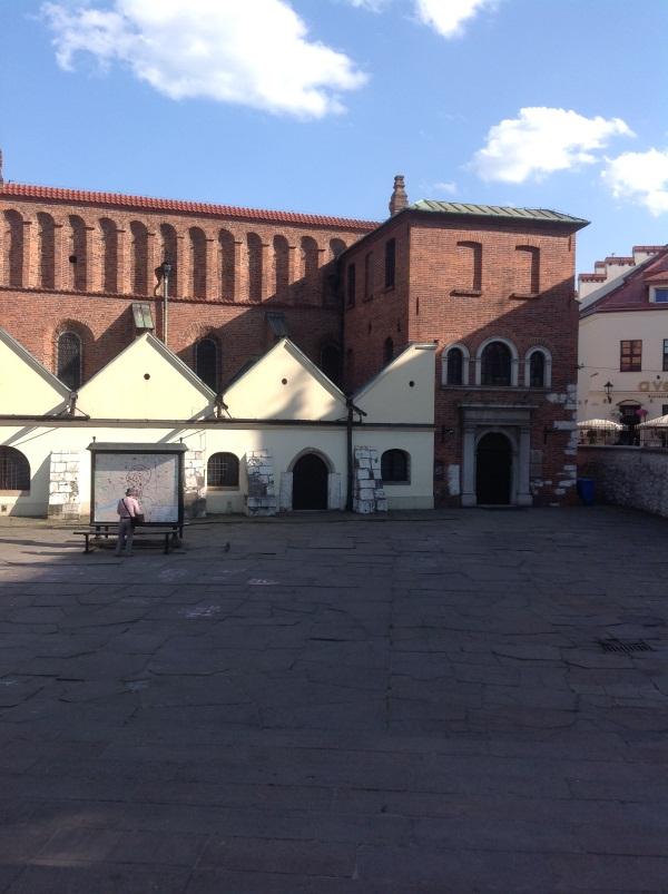 Старая синагога в Кракове (фото)