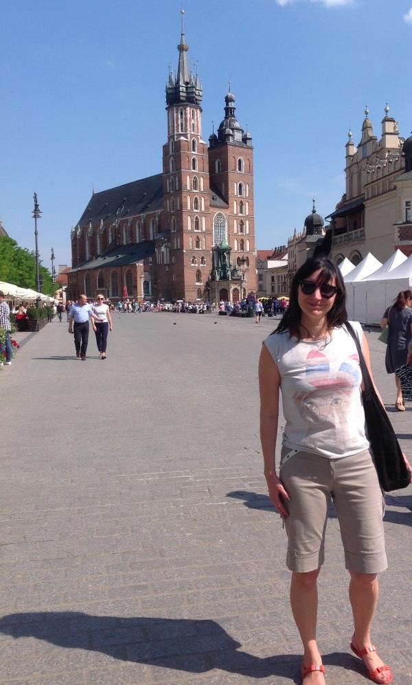 Мариацкий костел на центральной площади Кракова (фото)