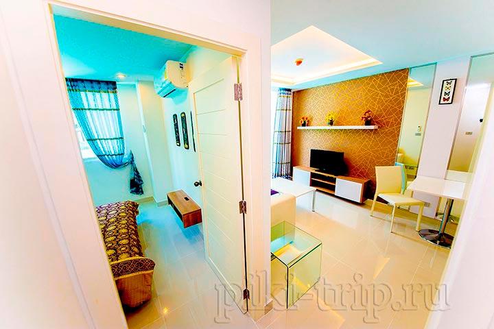 амазон - пример квартиры 1-бедрум