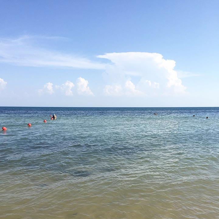 всем моря и хорошего отдыха!