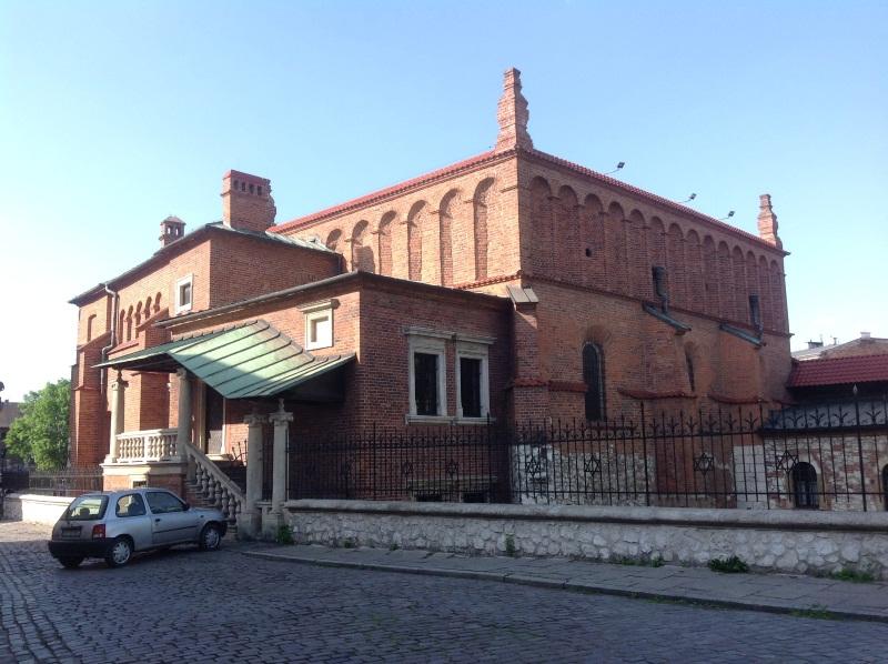 Краков достопримечательности: Старая синагога (фото)