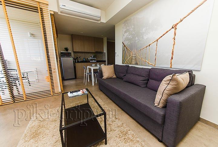 Аренда в Паттайе Юникс Unixx кондо фото квартиры 2 бедрум