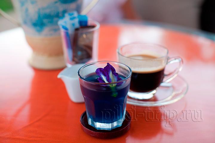 синий чай из тайланда купить в москве