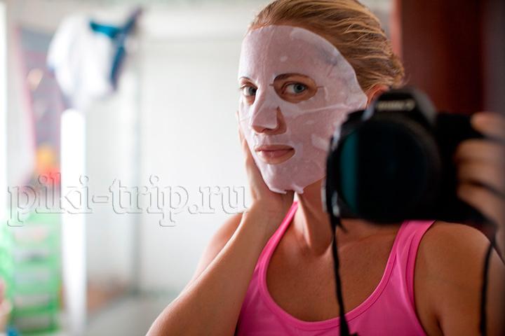 Тканевые маски для лица отзывы-какую купить и где