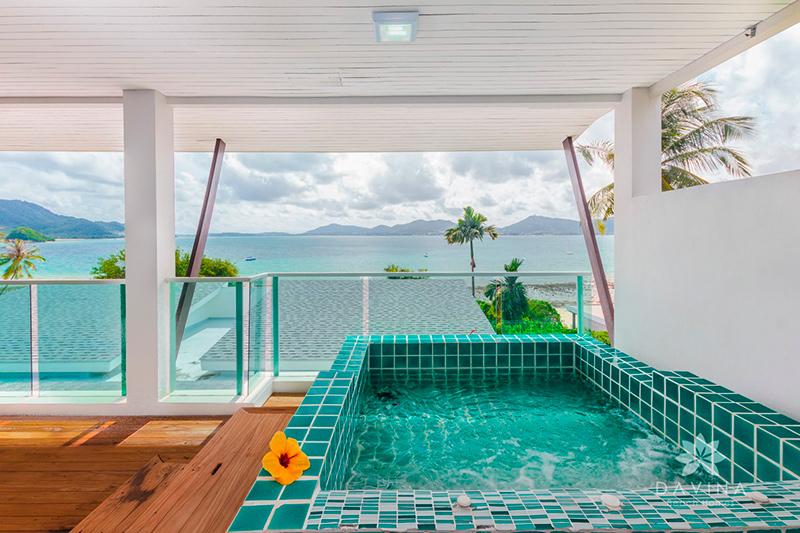Отель Давина Пхукет с пляжем фото