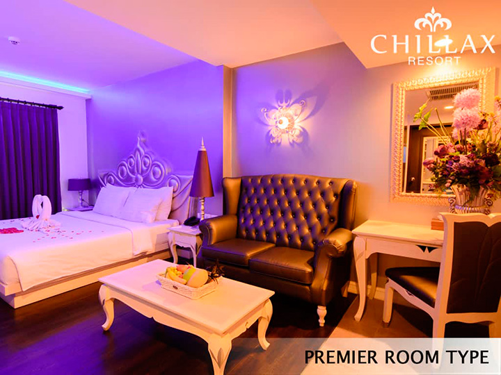 Чиллакс резорт - стильный и красивый отель рядом с Каосан роад