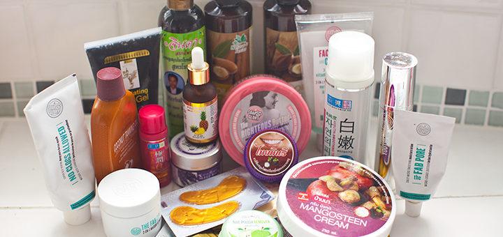 Купить тайскую косметику в москве недорого