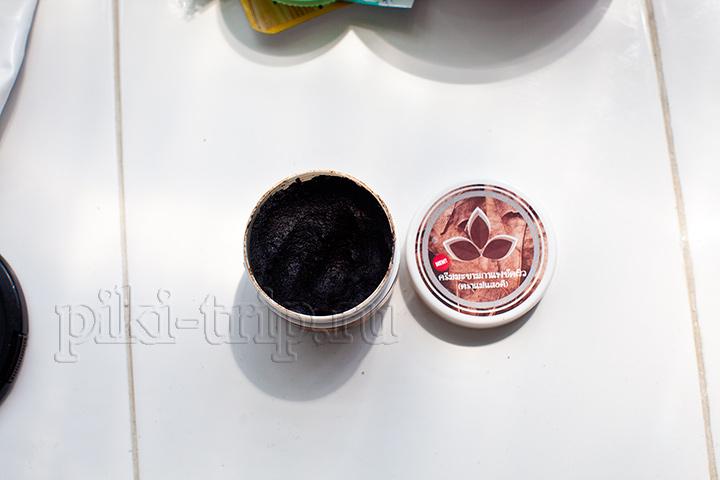 тайский скраб с тамариндом и кофе