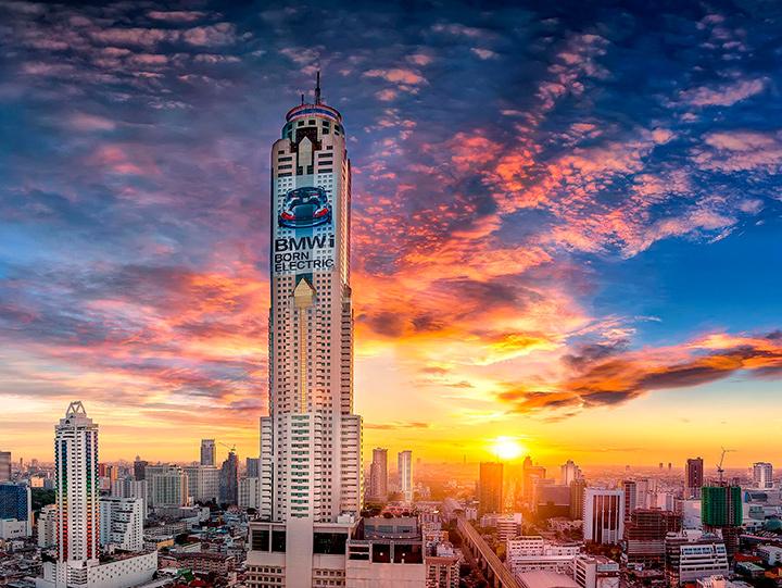 Отель Милленниум Хиллтон в Бангкоке