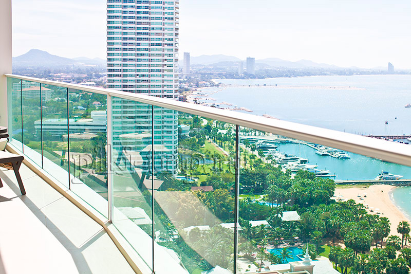 фото Movenpick Pattaya с балкона