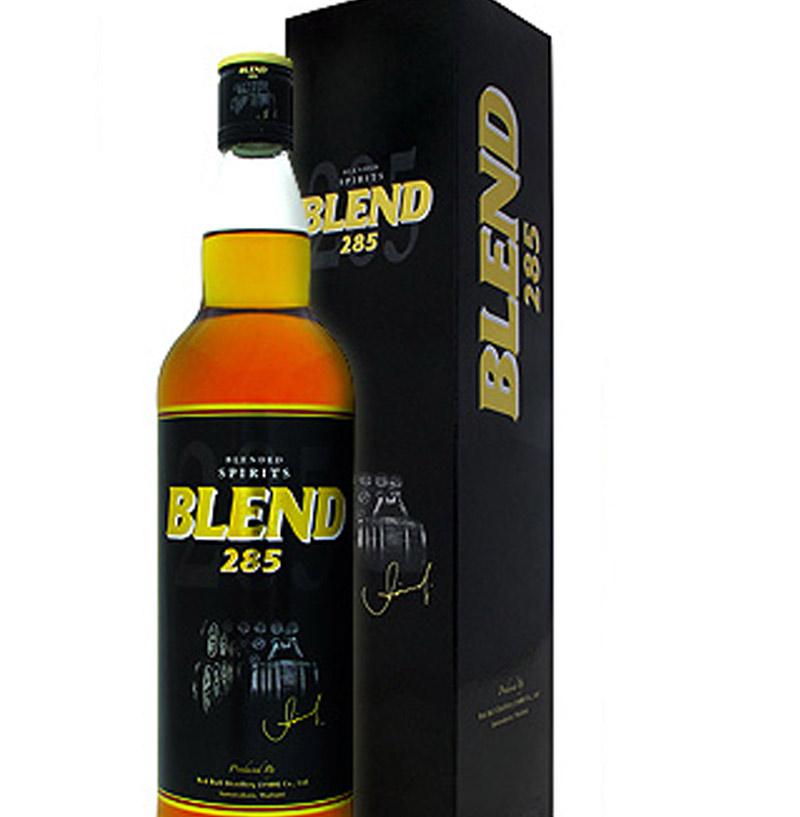 Тайский виски Бленд фото