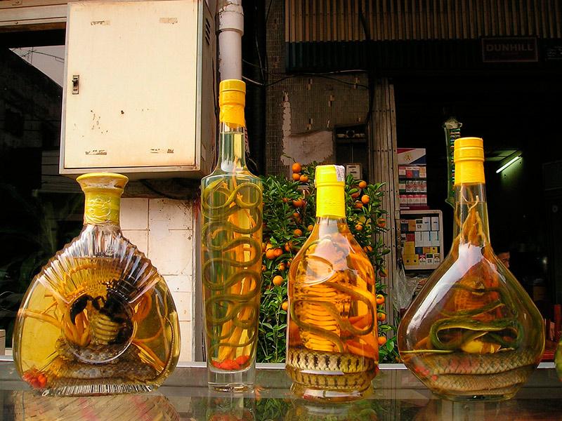 Фото со спиртными напитками