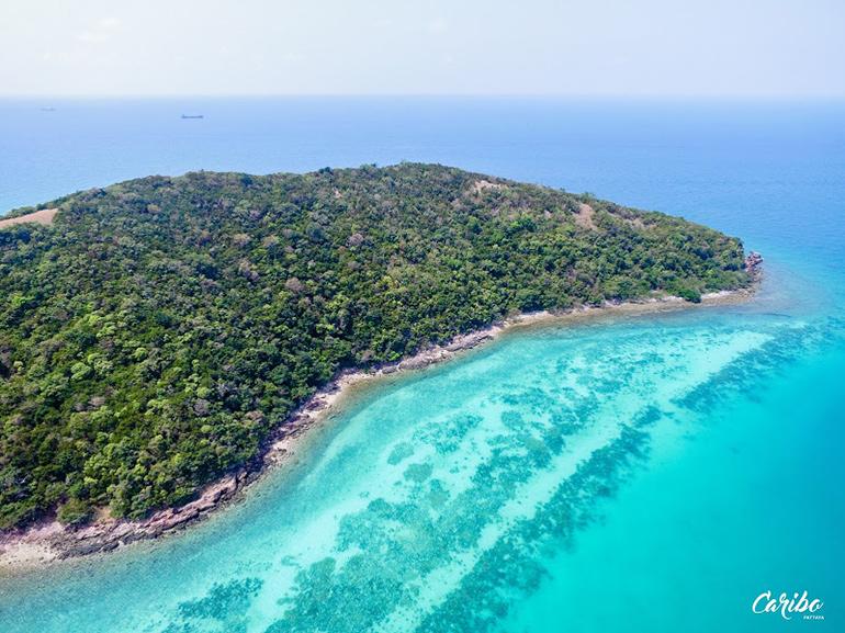 Экскурсии в Паттайе - морская на острова Карибо
