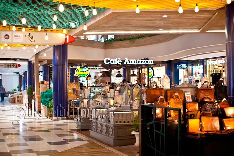 Кофейня Амазон в Паттайе
