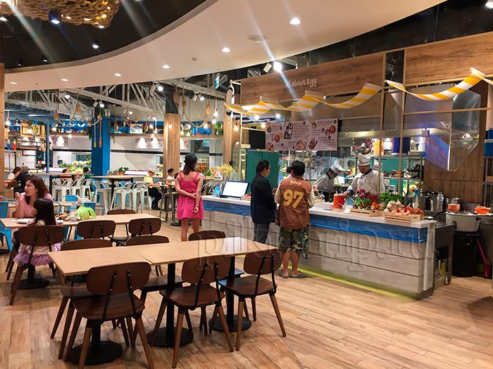Фудкорт-Фудпарк в Централ Марина - Где поесть в Паттайе?