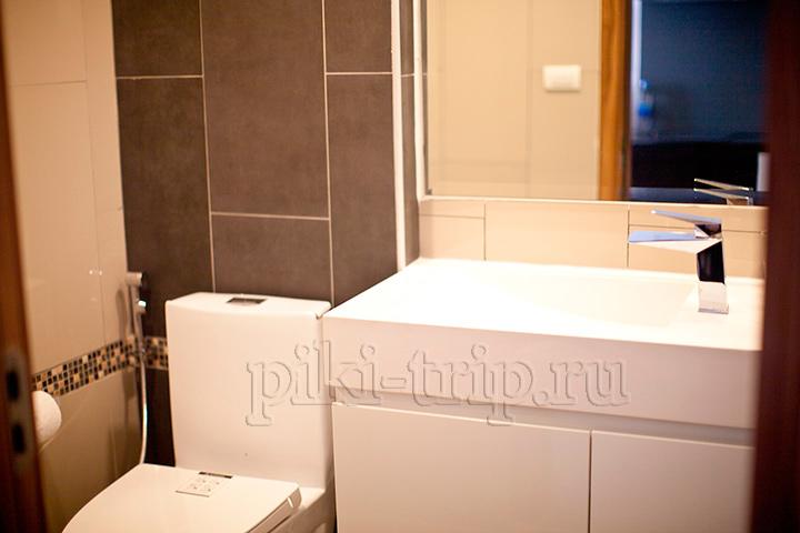фото квартиры в Си вью кондо Пратамнак