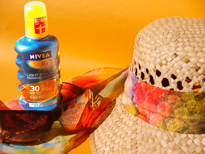 Защита от солнца - как выбрать санскрин