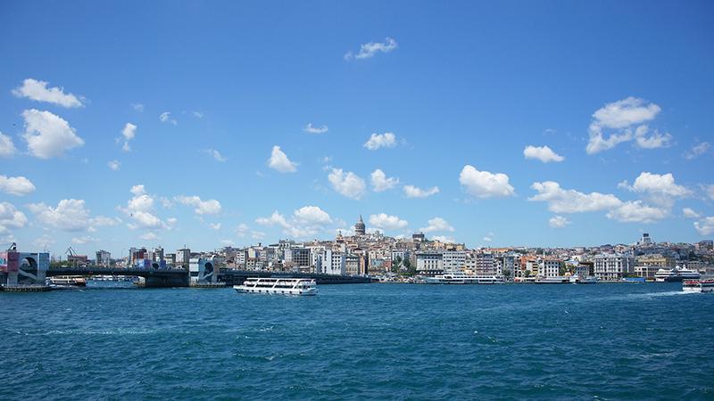 Какое море в Турции?