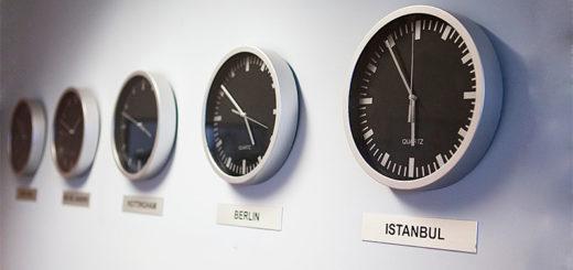 Время в Турции сейчас