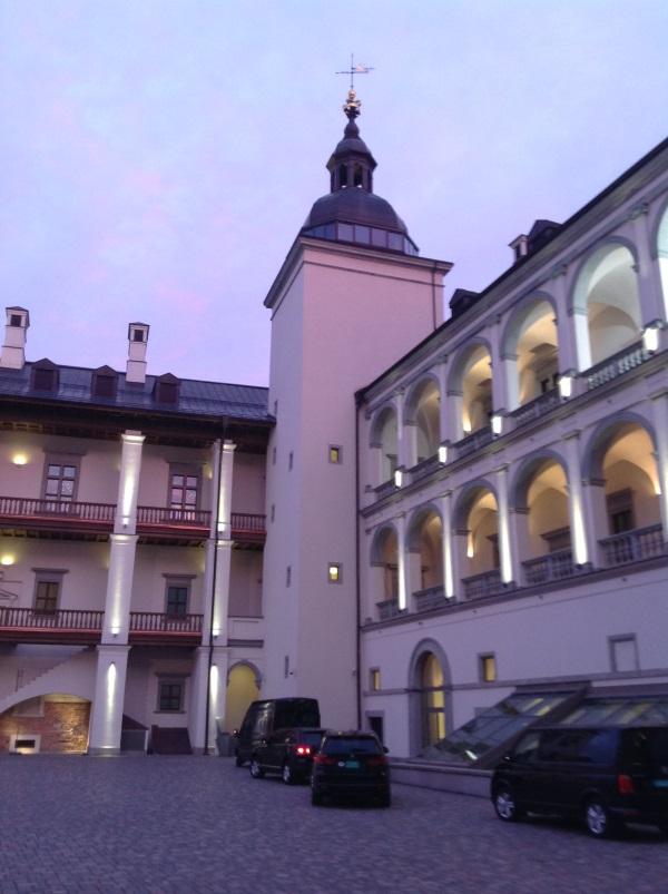 Достопримечательности Вильнюс: Дворец правителей (Фото)