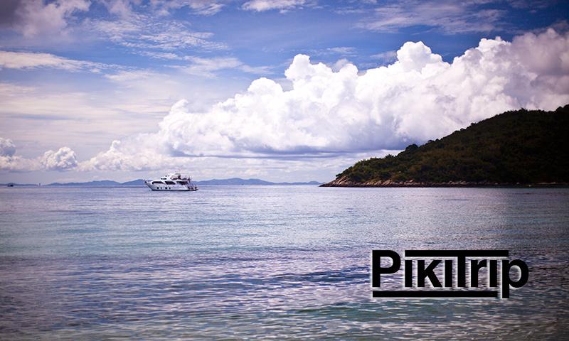 Морская прогулка из Паттайи на остров Ко Пай