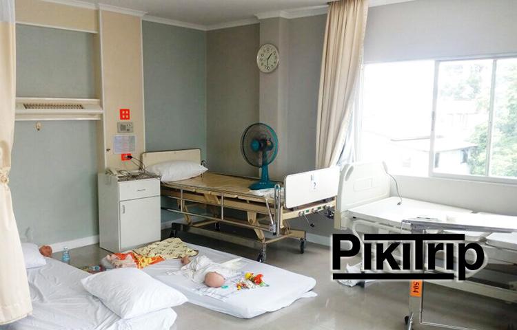 госпитализация в Паттайе в Мемориал госпиталь с диагнозом пневмония