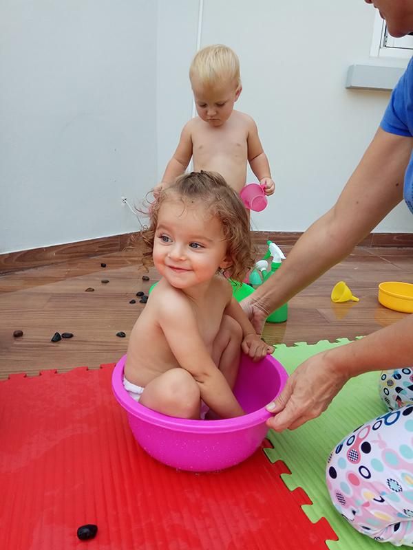 Развивающие занятия для детей в Паттайе