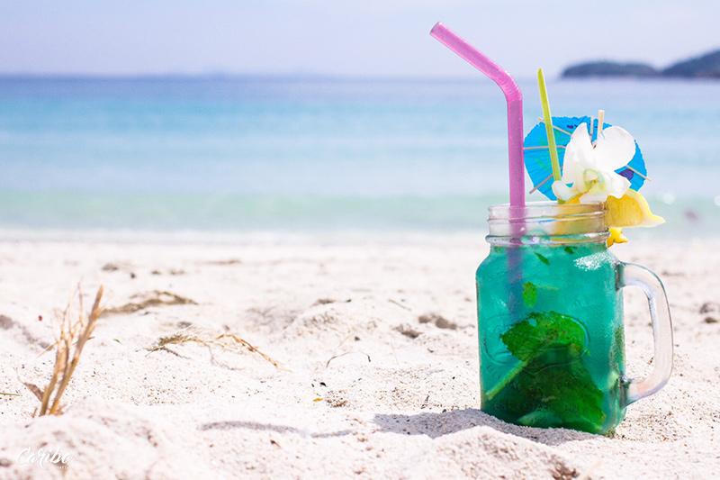 Экскурсия Карибо - Коктейль на пляже