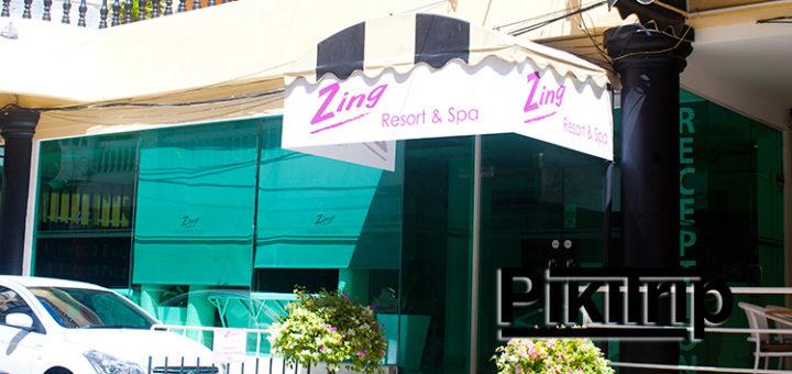 Отель Zign Resort Spa в Паттайе - Фото и Отзывы