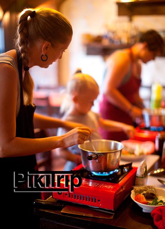 удобно готовить