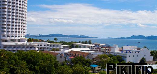 Бич 7 недорогая аренда в Паттайе у моря
