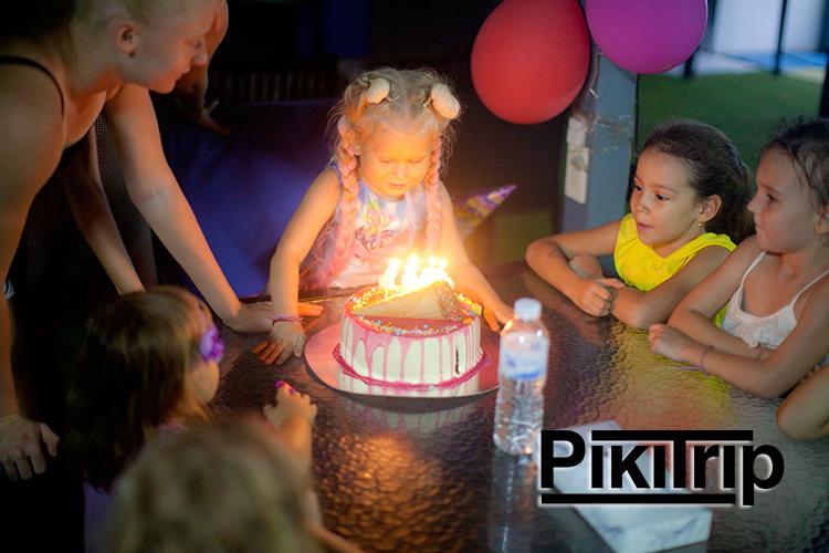 торт в Паттайе на детский день рождения