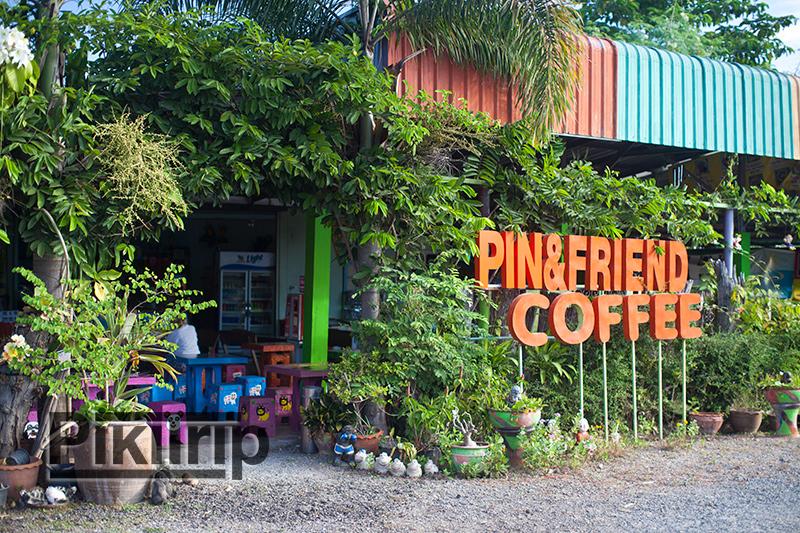 кафе-завтрак и обратный путь
