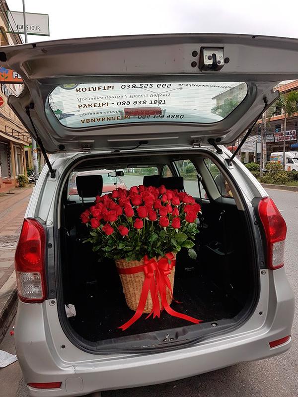 Где заказать цветы в Паттайе с доставкой?