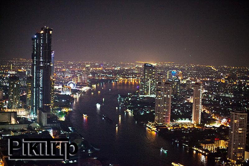 Бангкок невероятный город!