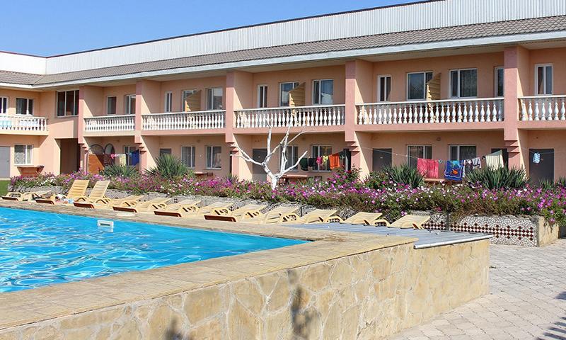 отель акватория