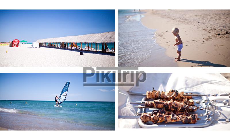 Отель Кристи наш отдых на пляже