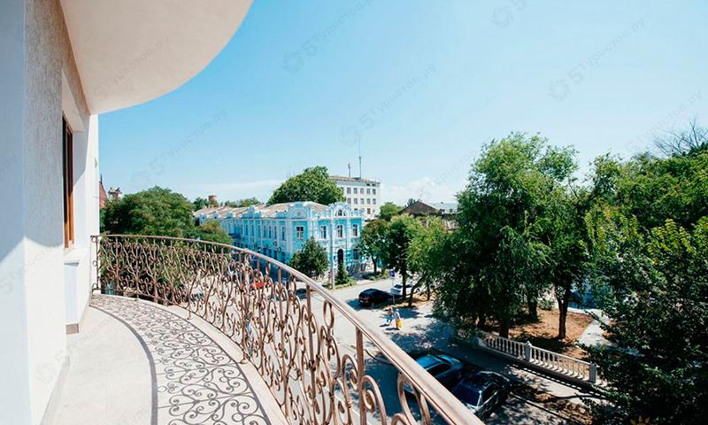 отель Петр Евпатория