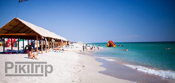 Отели Евпатории с пляжем