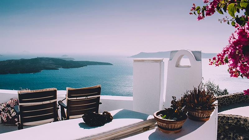 Отдых в июле на море за границей - Греция