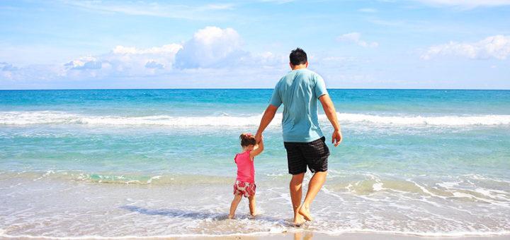 Куда поехать на море с детьми в августе