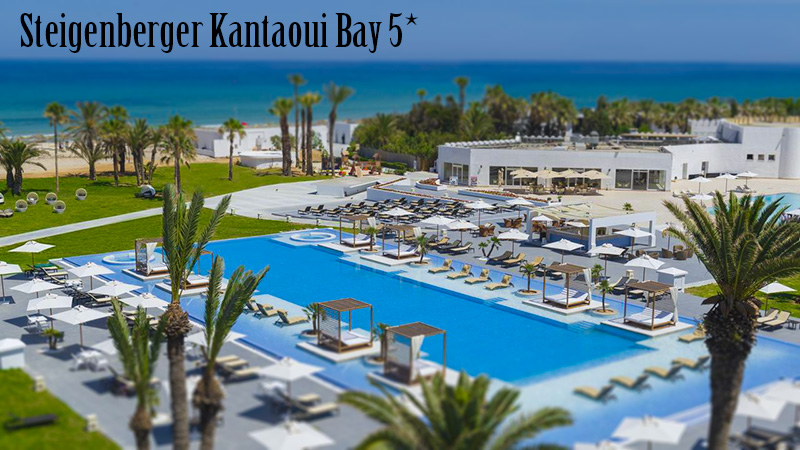 Steigenberger Kantaoui Bay 5* - Сусс