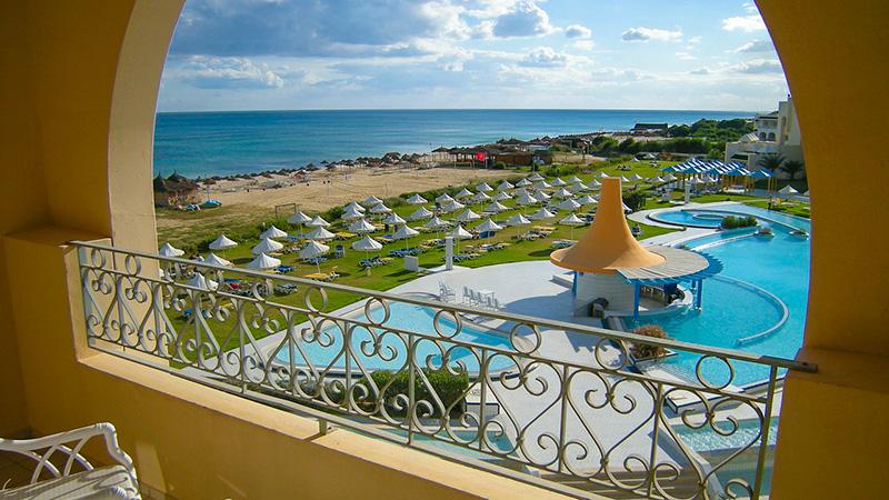 Отдых у моря в Тунисе с детьми